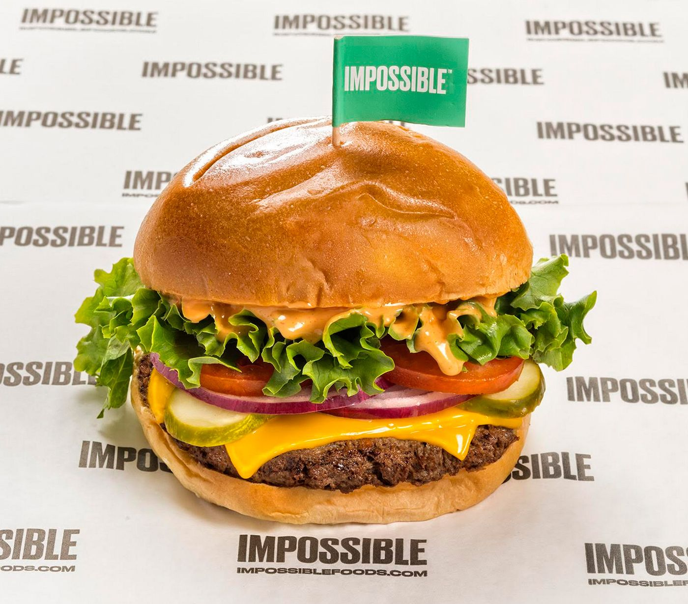 Arooga's Aligns with Impossible Foods to Become the First Full Service Restaurant Chain in Central Pa to Offer a Plant-based Meat - a Meat Free Option for Meat Lovers