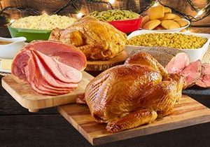 Dickey's Makes Thanksgiving Meals Easy