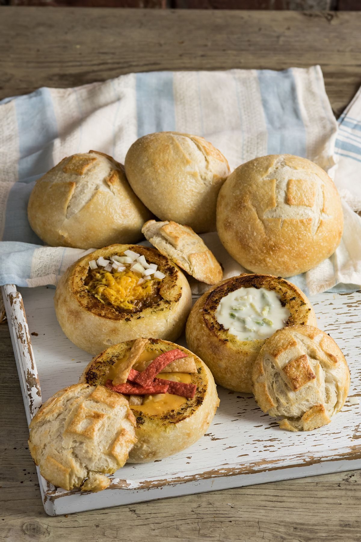 Farmer Boys Announces the Return of Signature Soups & Bread Bowls for a Limited Time