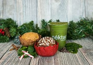 Nékter Juice Bar Celebrates the Holidays with a Trio of Guilt-Free, Holiday Indulgences