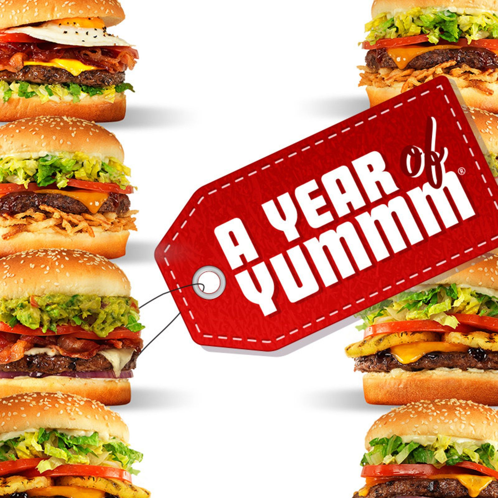 Red Robin Gourmet Burgers and Brews Introduces 'A Year of YUMMM' Burger Package