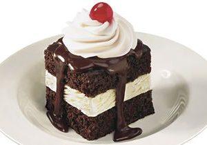 Shoney's To Treat America to FREE Hot Fudge Cake on Thursday, December 7
