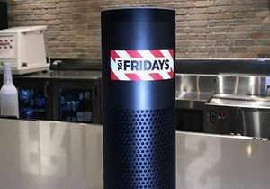 TGI Fridays Extends Online Ordering Capabilities As The First Restaurant To Integrate Amazon Pay In Alexa Skill