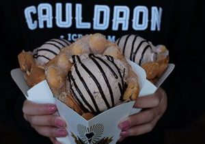 Cauldron Ice Cream Goes International with Multi-Unit Franchise Deal in Canada