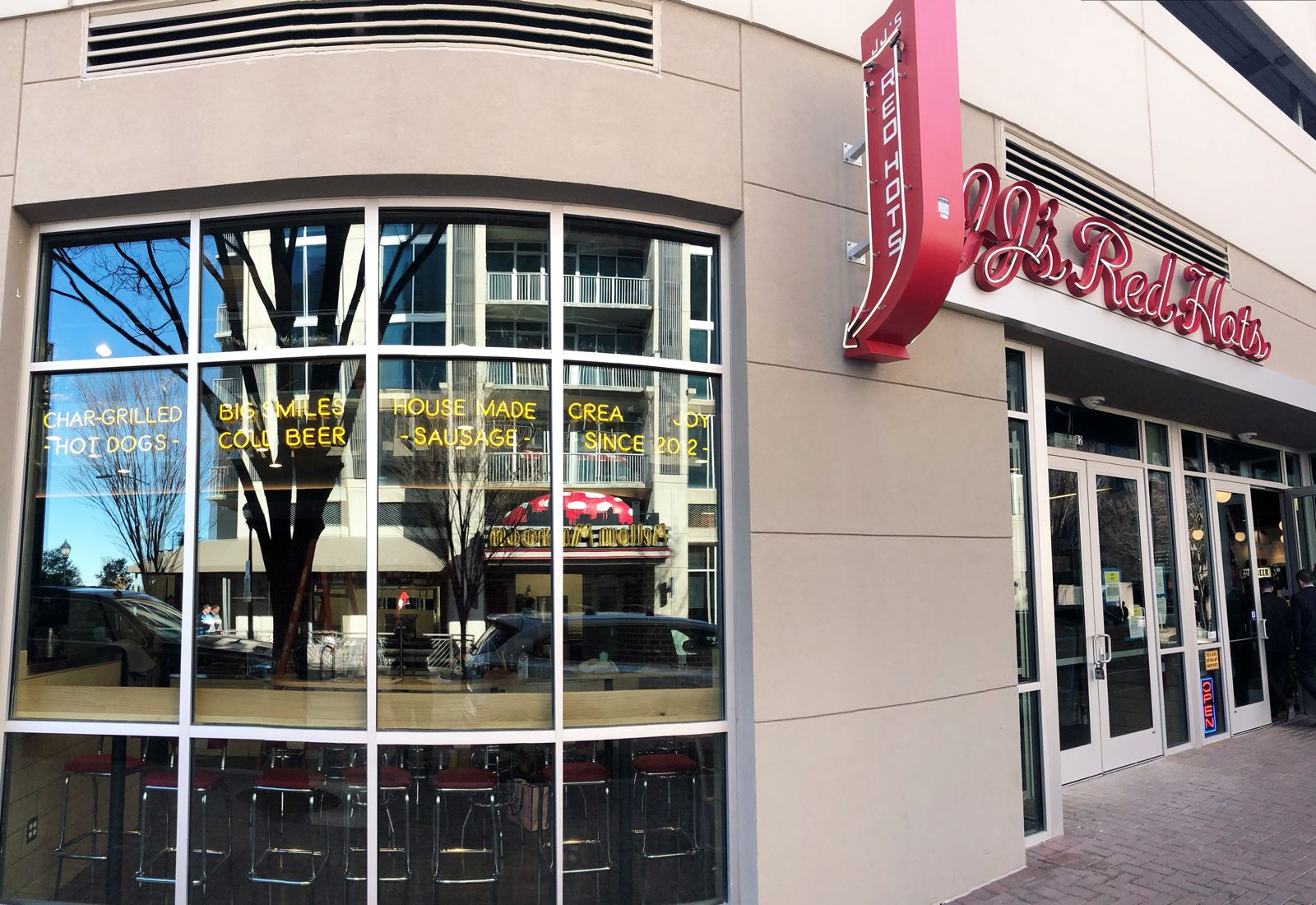 JJ's Red Hots Set to Open in Uptown Charlotte Location on January 2