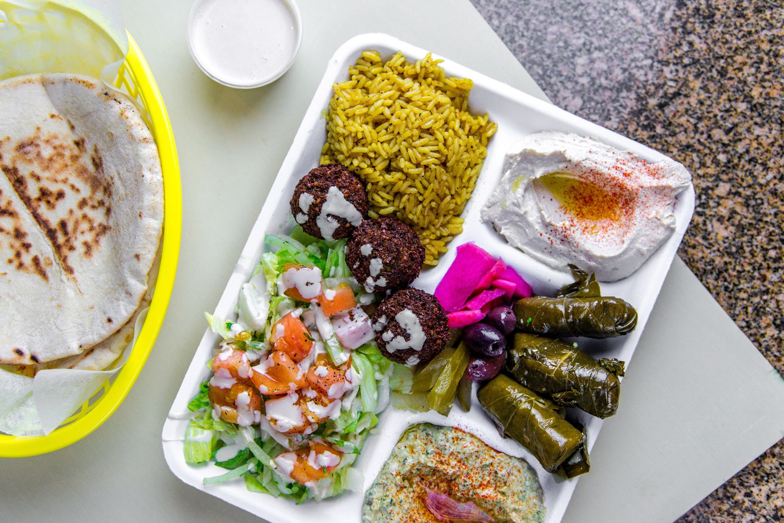 New York City's Acclaimed Mamoun's Falafel Will Open Shop in Chicago