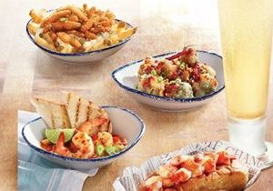 Red Lobster Introduces New Menu Featuring Tasting Plates And Globally-Inspired Entrees