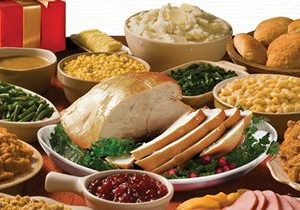 Shoney's Christmas Day Feast Starts at $12.99; Kids 4 and Under EAT FREE with an Adult Fresh Food Bar Purchase