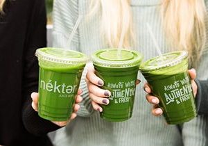 Southern California's Nékter Juice Bar to Celebrate Grand Openings of First East Coast Restaurants in North Carolina on December 15 and 16