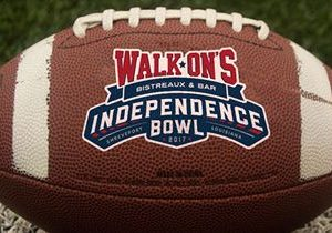 Walk-On's Is Giving Away Tickets To The Independence Bowl