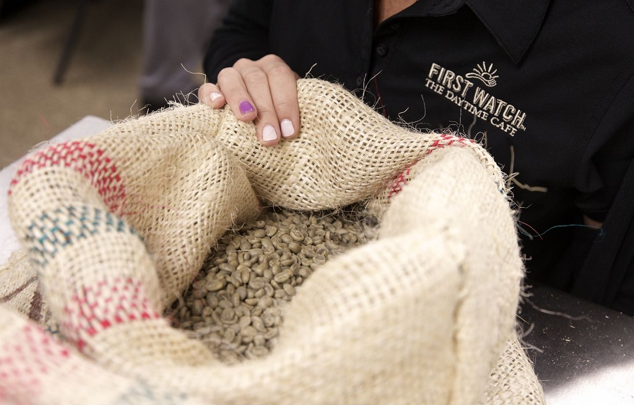 First Watch Introduces Coffee Program with a Cause
