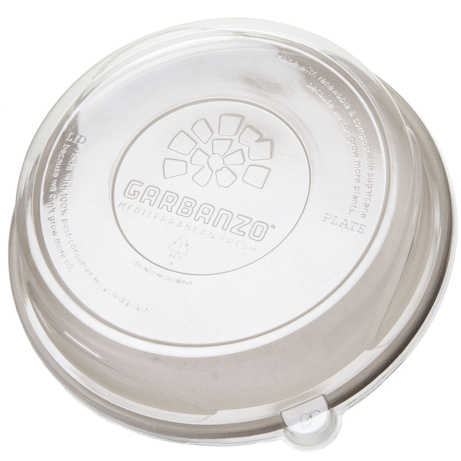 Garbanzo Mediterranean Fresh, Eco-Products Team Up to Offer Dinnerware That's Good for Guests and the Planet