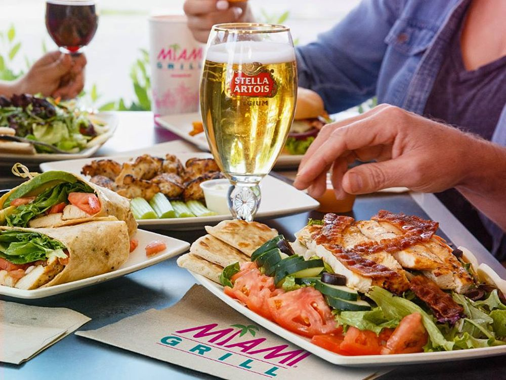 Miami Grill Opening Soon at ONE DAYTONA