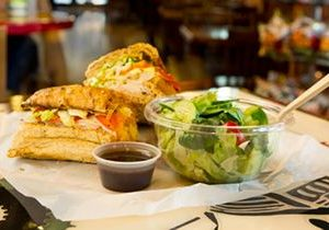 New Year, New Options! Potbelly Sandwich Shop Introduces the Skinny Pair Featuring the New Garden Side Salad
