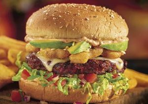 Red Robin Gourmet Burgers and Brews Introduces Resolution-Friendly Gourmet Veggie Burger
