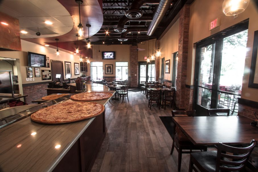 Russo's New York Pizzeria Rolls Out