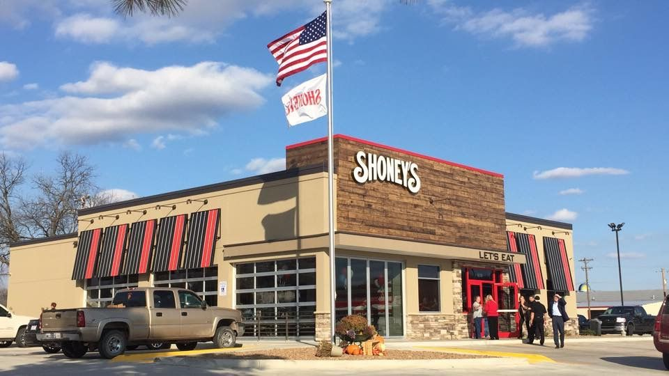 Shoney S Makes Triumphant Return To The Sooner State