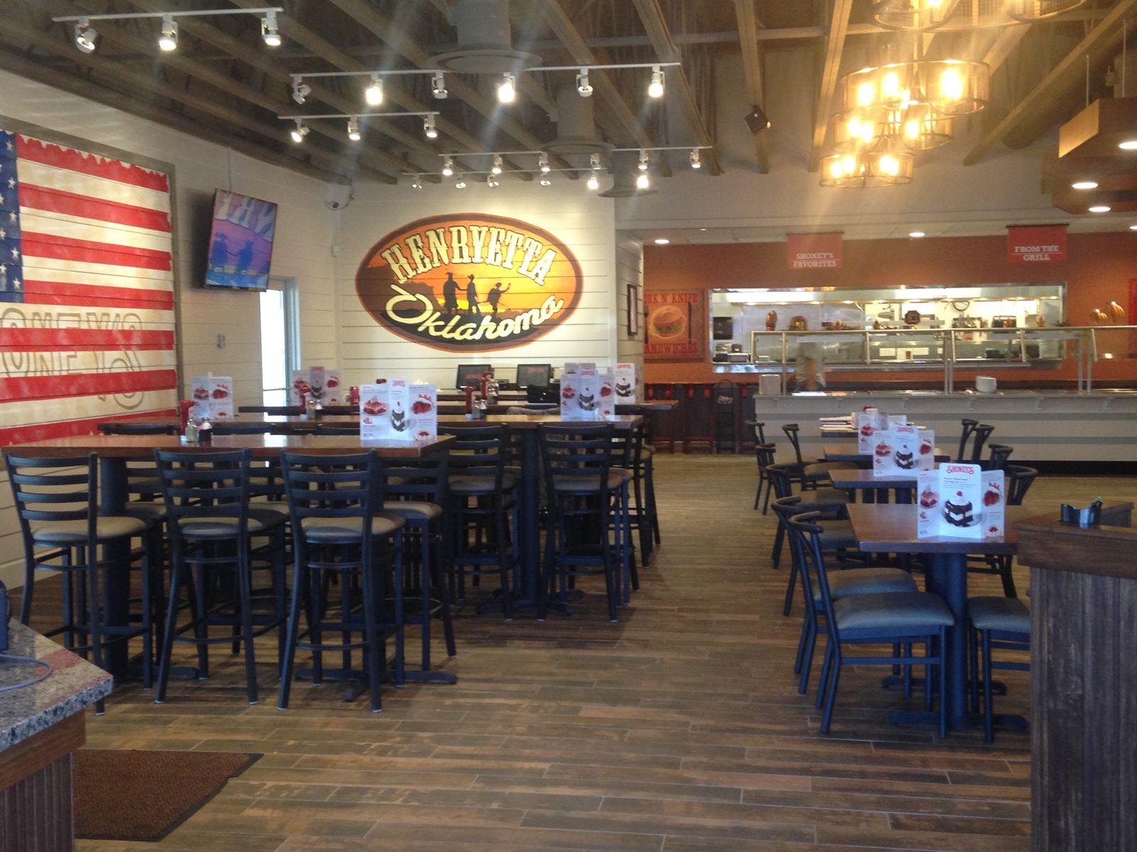 Shoney S Makes Triumphant Return To The Sooner State & Henryetta Oklahoma Restaurants | Best Restaurants Near Me