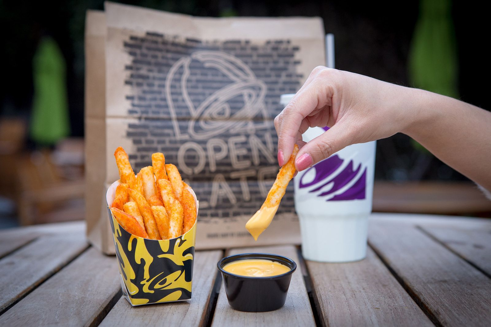 Taco Bell fires fries volley in Dollar Menu battle