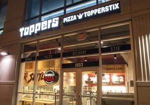 Toppers Pizza Fuels Drivers with Free Pizza Ahead of Big Game in Minneapolis