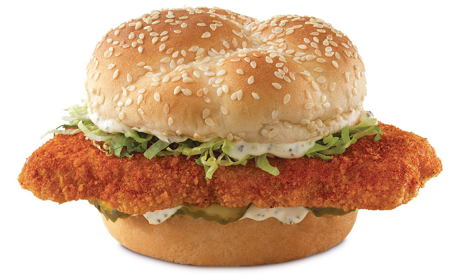 Arby's New Nashville Hot Fish is the Spicy Fish Sandwich You Didn't Know You Wanted Until Now