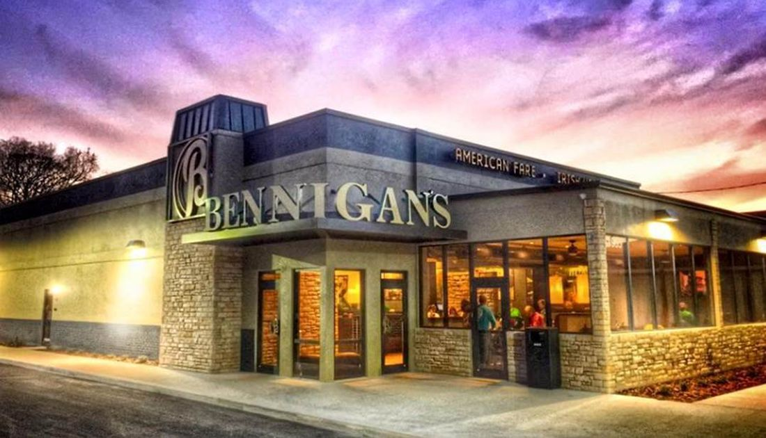 Cheers To Love & Laughter At Bennigan's During Month-long St. Paddy's Celebration