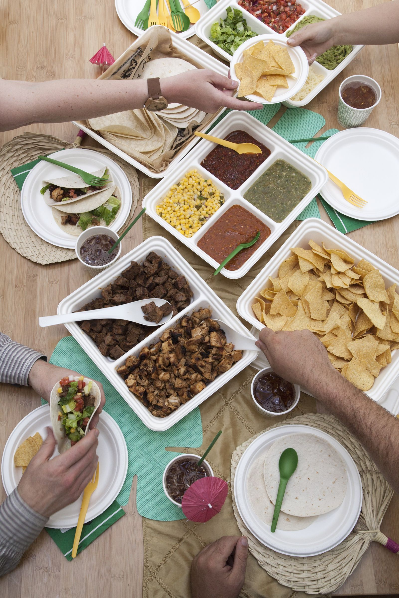 Eco-Products Expands Compostable Servingware that's Better for Caterers - and the Planet