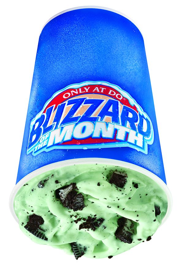 Get Lucky! Fan Favorite Treat Returns to DQ System Just in Time for St. Patrick's Day
