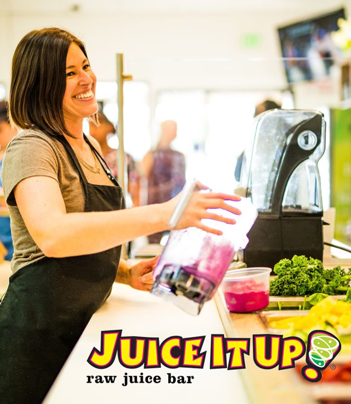 Juice It Up! Ranked Top 20 on Military Times' Best: Franchises 2018