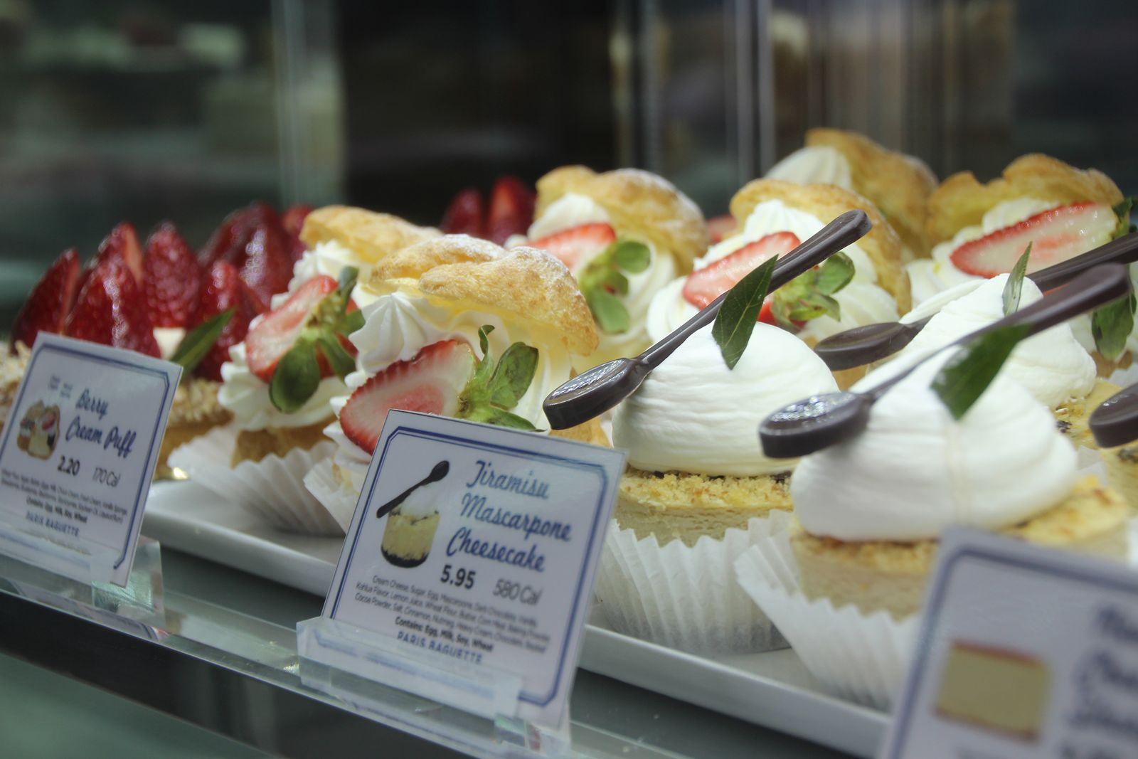 Paris Baguette, La Habra Grand Opening - Flor and Jae bring Parisian treats to La Habra
