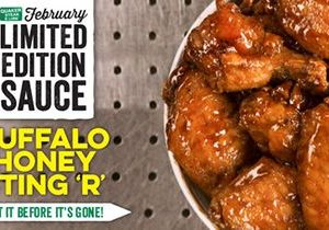 Quaker Steak & Lube Satisfying Cravings All Year with New Monthly Flavors