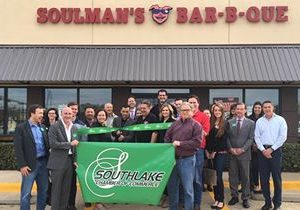 Soulman's Bar-B-Que Opens New Location in Southlake with Friends, Food and Fun