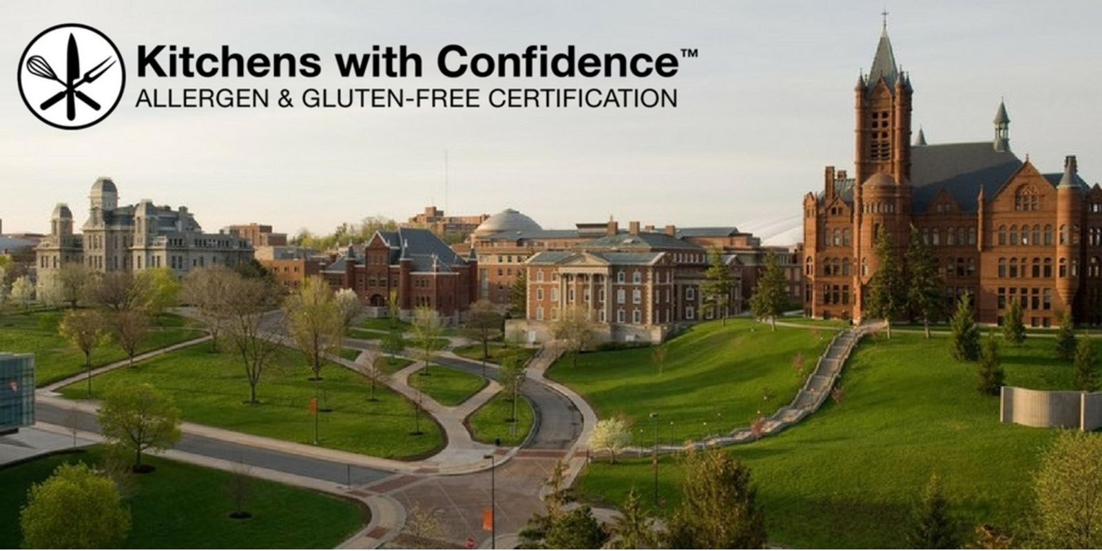 Syracuse University Dining Halls Completed Accredited Gluten