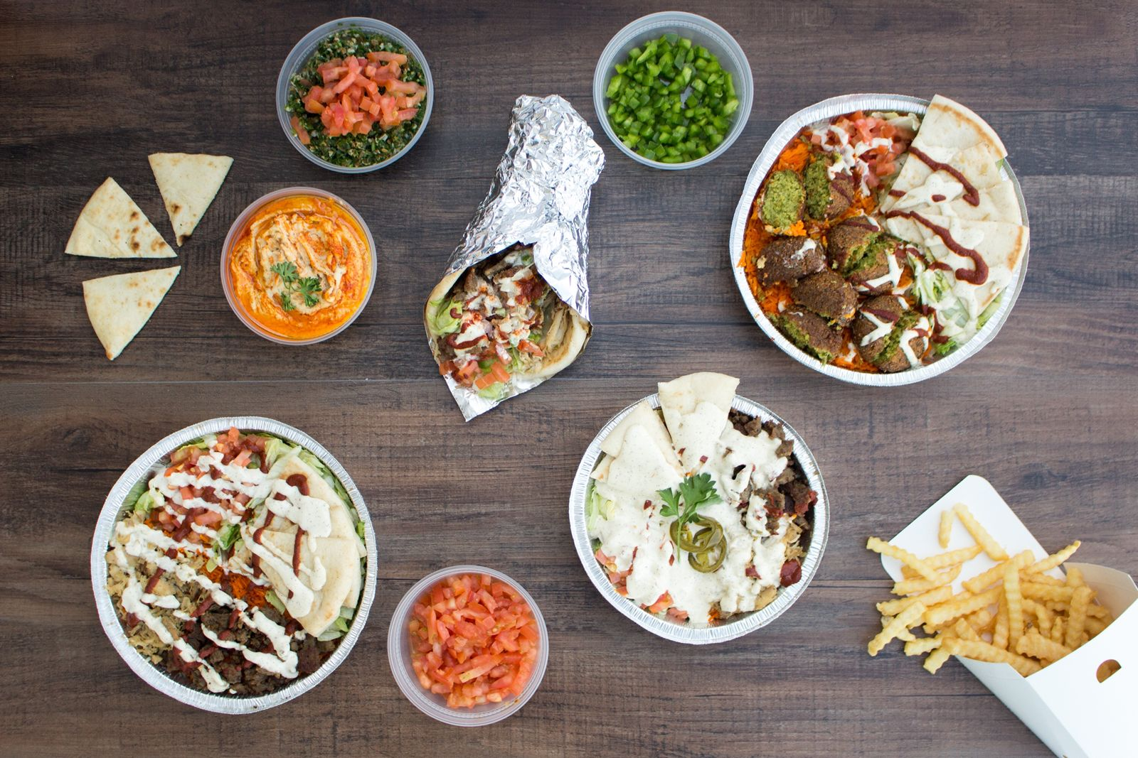 The Halal Guys to Bring Brick-and-Mortar Locations to Detroit