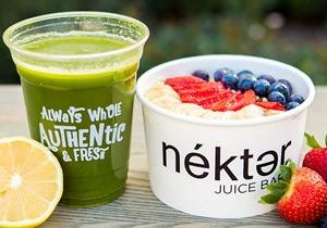 With More than $100 Million in Systemwide Sales, 150 Restaurants in Development and the Category's Highest AUV, Nékter Juice Bar Is the Clear Leader of the Modern Juice Bar Experience