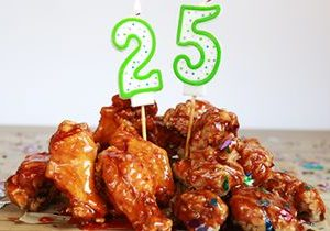 "25 Years of Flavorholics: Wing Zone Celebrates Anniversary with Deals to Say ""Thank You"" to Fans"