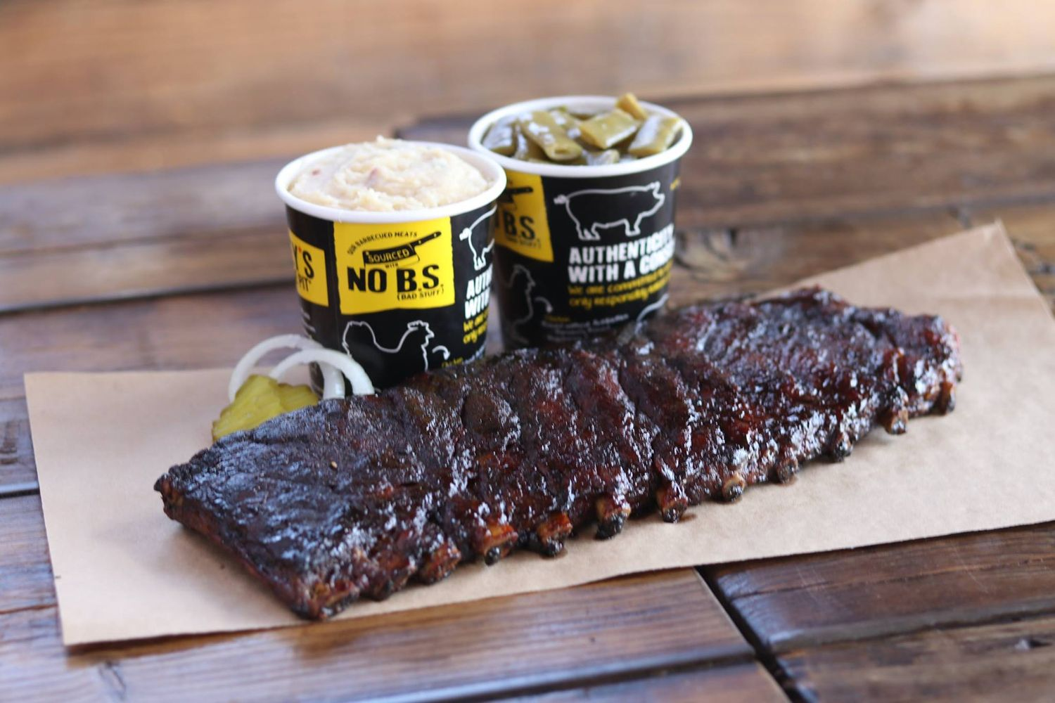 Barbecue Expert Plans to Open Five Dickey's Locations in Nevada