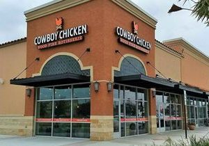 Cowboy Chicken in McAllen's Palms Crossing Shopping Center Hosts Weeklong Grand Opening Celebration March 26-30