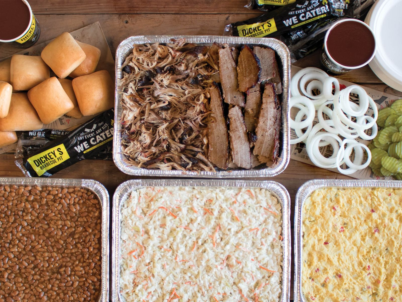 Dickey's Barbecue Pit Cues the Madness this Season