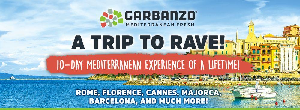 Garbanzo Mediterranean Fresh Celebrates 10 Years Of Serving Love In Every Pita