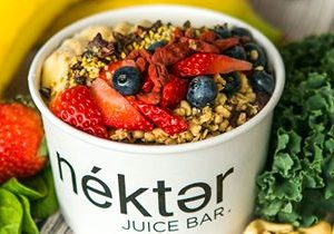 "Nékter Juice Bar Wins Coveted ""Best Buy in Franchising"" Award by Authoritative Industry News Source, Franchise Times"