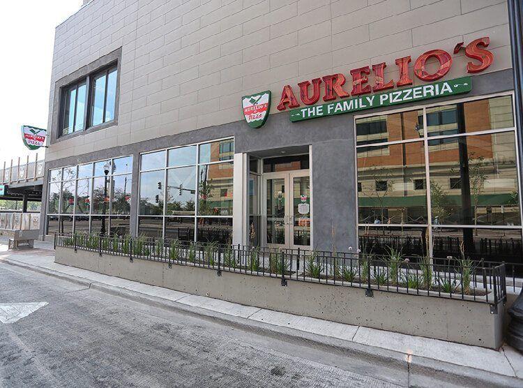 "President Joe Aurelio Of Aurelio's Pizza Announces Week Long ""Get Behind The Vest"" Fundraiser"