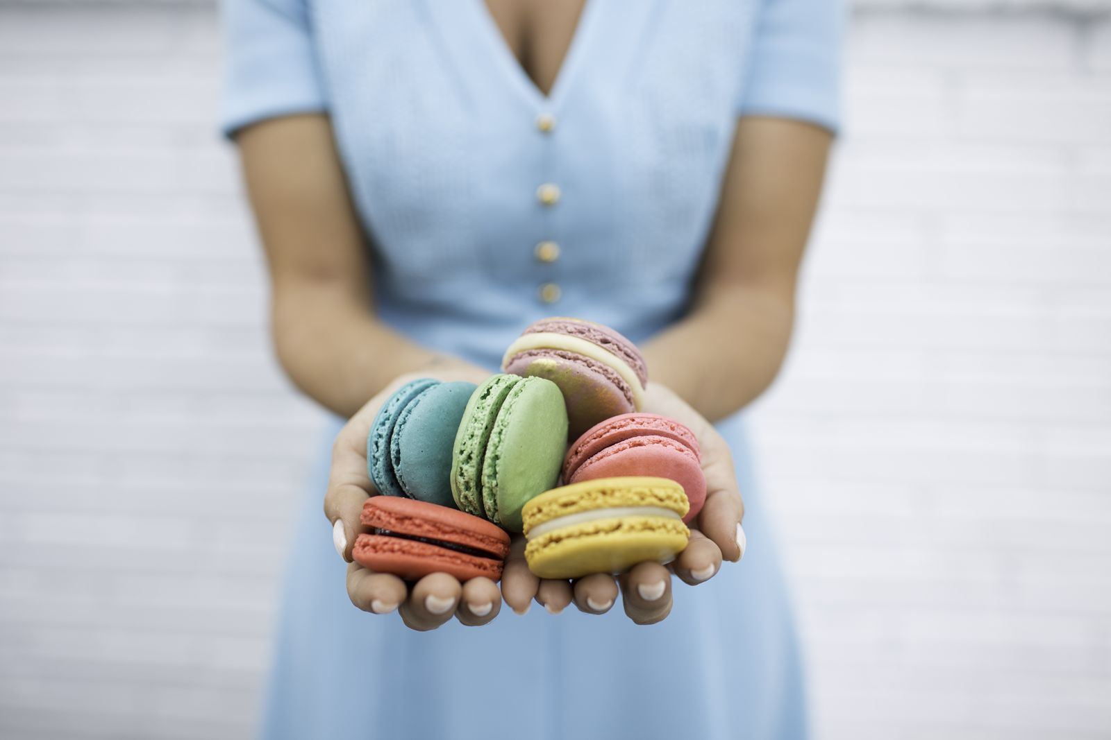 The BIGGEST Macaron Event of the Year Is Giving Sweets and Giving Back!