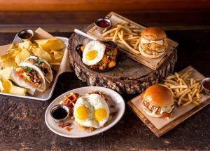 Twin Peaks Debuts A Menu Made For MVPs