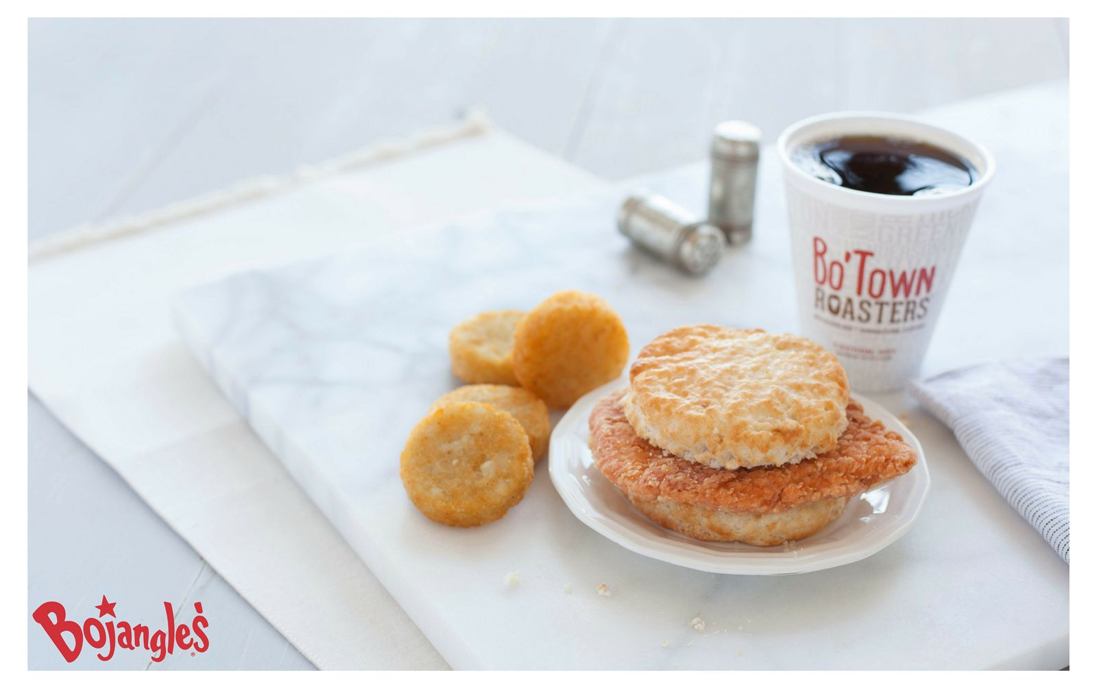 The One, The Only: Bojangles' Cajun Filet Biscuit