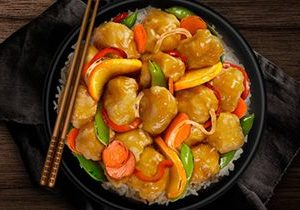 Pei Wei Adds House-Cut Vegetables To Wei Better Orange Chicken