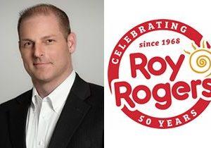 Roy Rogers Names Jeremy Biser Executive Vice President