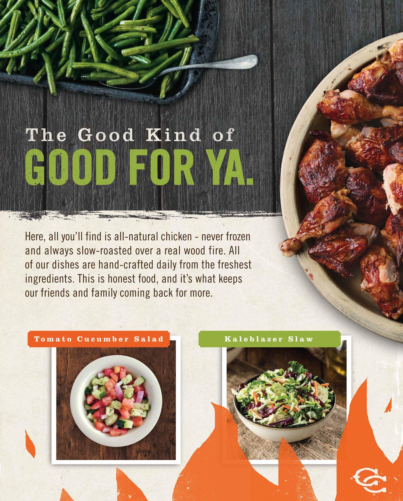 Rustle Up a Healthy, Delicious Meal at Cowboy Chicken
