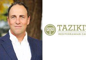 Taziki's Mediterranean Café Announces New CEO