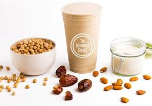 "The Hummus & Pita Co. Launching Revolutionary ""Hummus Shake"" on National Hummus Day"